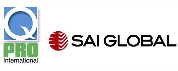 SAI Global - Supplier Directory - Food Focus